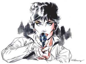 Modesty Blaise-center