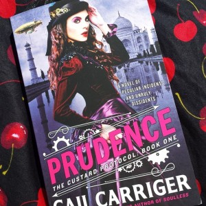Prudence - the custard protocol book one