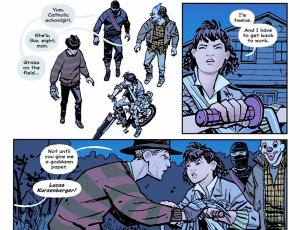 Paper Girls #1 Image Comics 2015