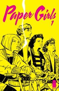 Paper Girls #1, Image Comics
