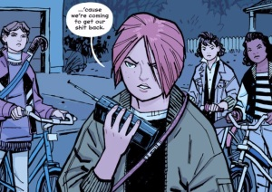 Peper Girls, Image Comics