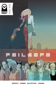Failsafe 01 - Vault Comics