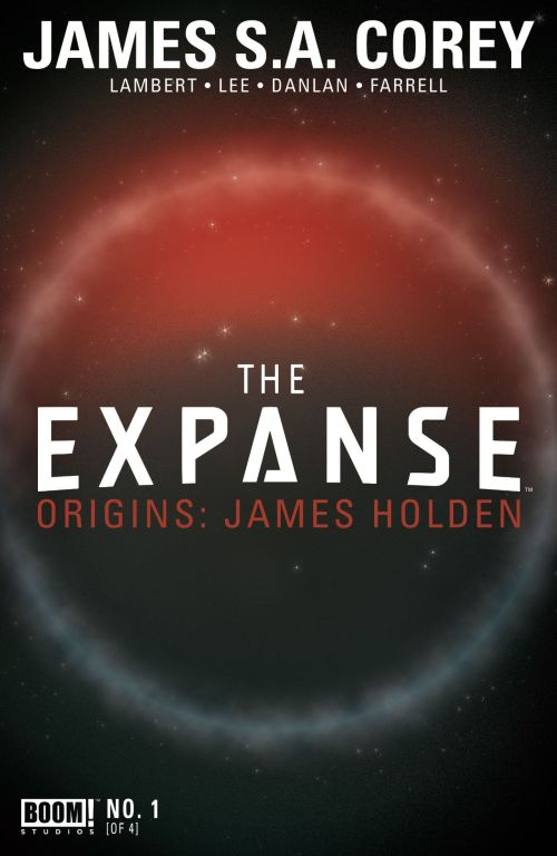 The Expanse Origins 01 - Boom Studios