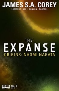 The Expanse Origins 02 - Boom Studios