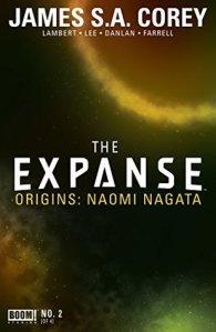 The Expanse Origins 02 - Boom Studios
