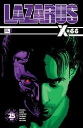 Lazarus X66 Image Comics